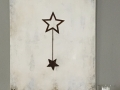 Rusty star, white II
