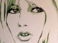 Brigitte Bardot Green